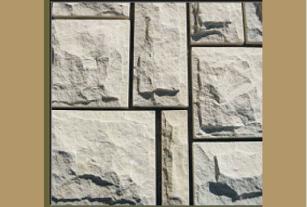 Picture of Random Sandstone Cladding with Mortar Joint