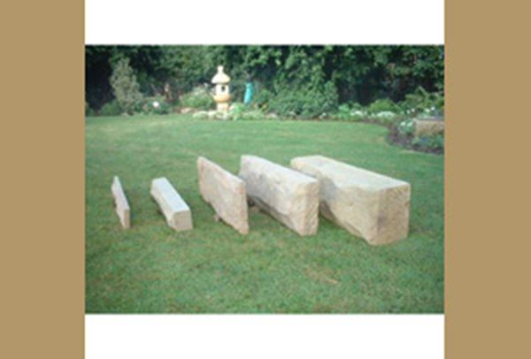 Picture of Sandstone Building Blocks Hand Axed