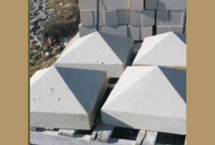 Picture of Sandstone Pillar Cap 4 Parts