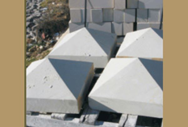 Picture of Sandstone Pillar Cap 400 X 400