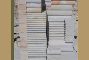 Picture of Sandstone Bullnose Various