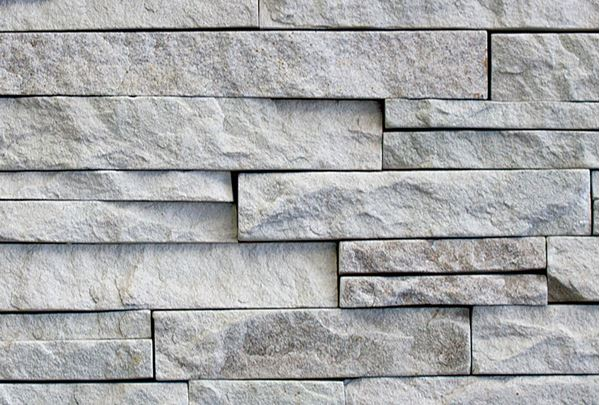 Picture of Saxon Stone™ Brick Riven Grey