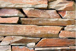 Picture of Pala Quartzite Building Block Dark Autumn