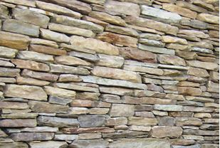 Picture of Pala Quartzite Strip Walling Light Autumn